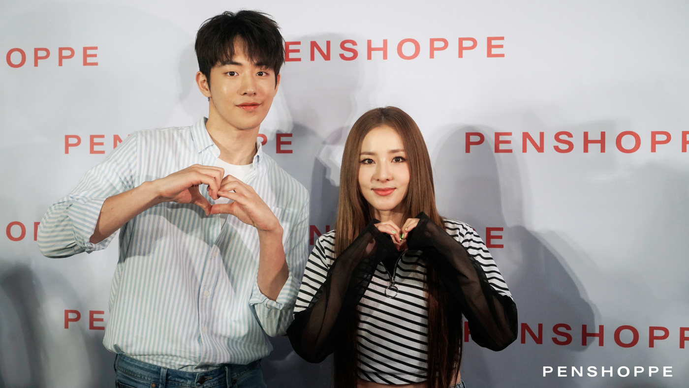 8 things we learned about Sandara, Nam Joo-hyuk during their