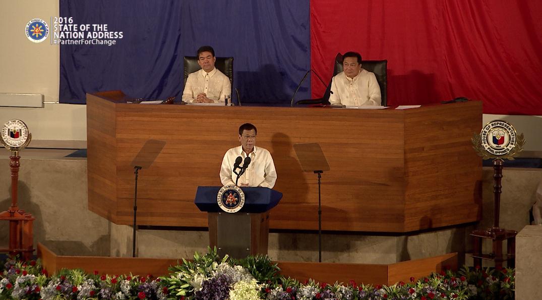 SONA 2016: Duterte urges full implementation of RH law