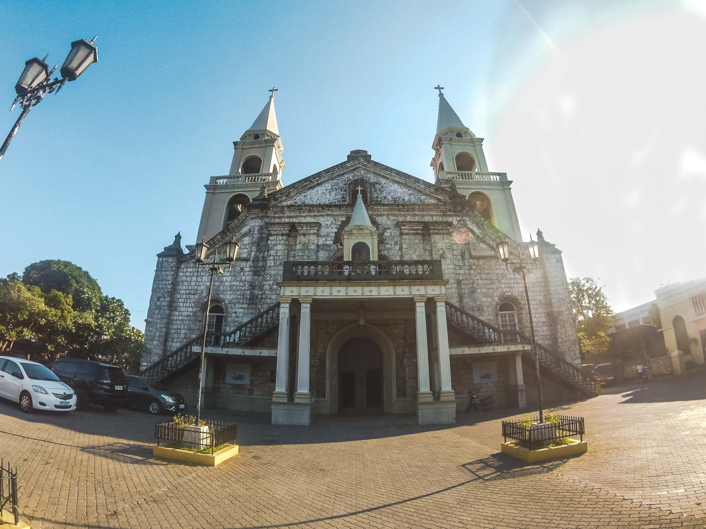 MARIAN. The only cathedral in the province, Jaro Cathedral is home to the miraculous image of Our Lady of the Candles which was canonically crowned by Saint John Paul II during his visit to Iloilo in 1981. Photo by Carl Don Berwin/Rappler