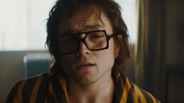 ROCKETMAN. Taron Egerton is Elton John in 'Rocketman.' Screenshot from YouTube/Paramount Pictures