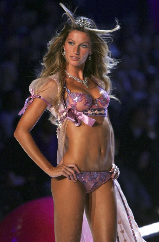 Supermodel Gisele Bundchen to quit runway in April жизель бюндхен