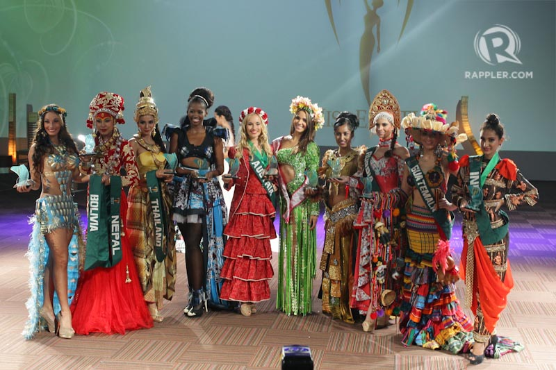 Miss Earth 2014 Candidates Contestants Delegates