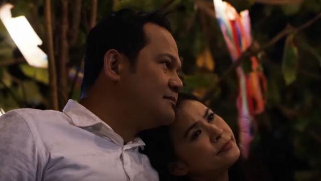 PANSAMNTAGAL. Gelli de Belen and Bayani Agbayani star in the film. All screenshots from YouTube/Rocky Ko