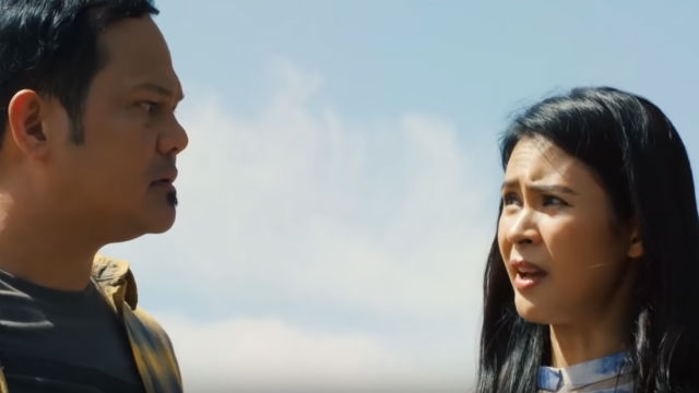 DIFFERENT FILM. 'Pansamantagal' is Joven's latest movie, following the horror-thriller 'Otlum.'