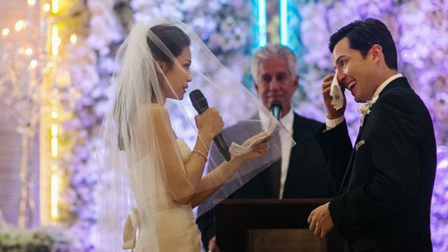 In Photos Toni Gonzaga And Paul Soriano Marry In