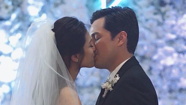 Film wedding Gabriel Valenciano and Tricia Centenera