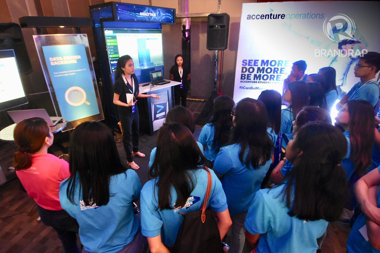 Fresh minds wanted: How to kickstart your career at Accenture