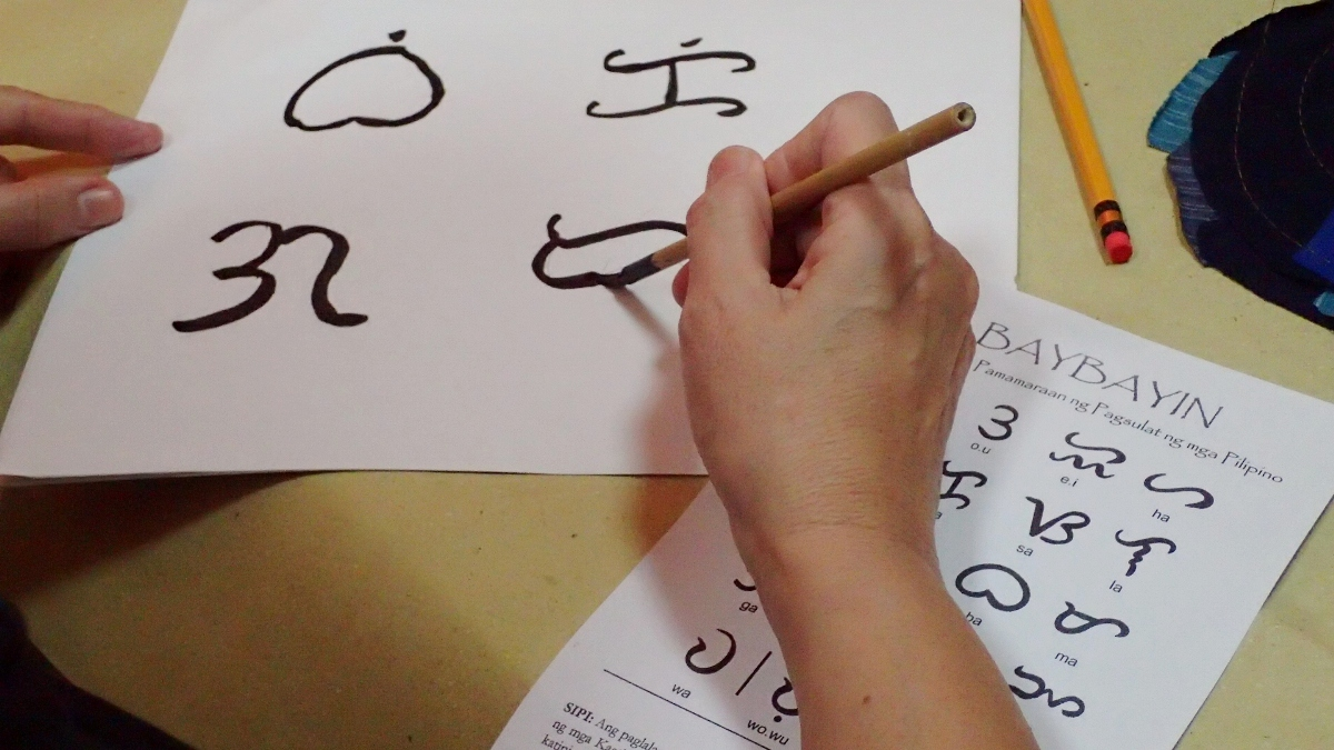 learning baybayin reconnecting our filipino roots