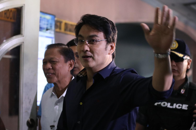 Sandiganbayan acquits Bong Revilla of plunder