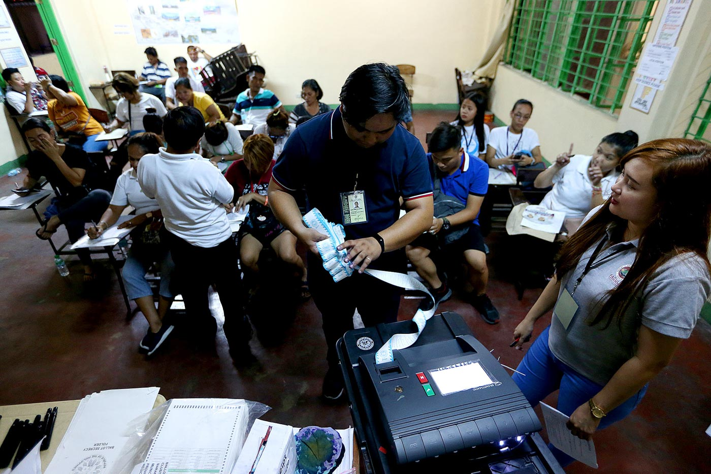 Was transmission of 2019 PH election results better or worse?