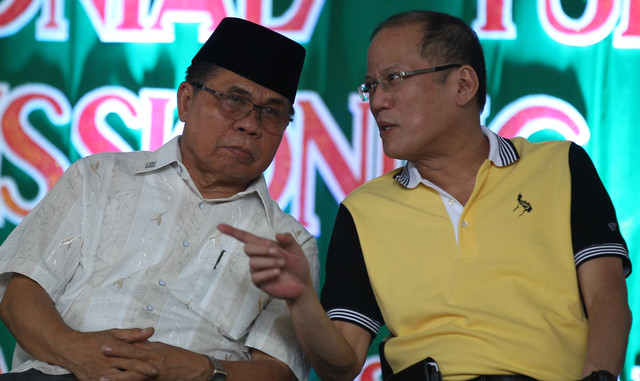 STILL CONFIDENT. The Philippine government and the Moro Islamic Liberation Front are aiming to pass the Bangsamoro Basic Law before the 2016 elections