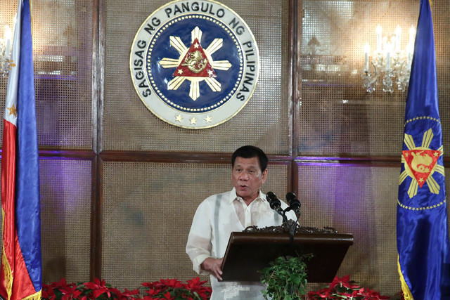 President Duterte Slams The Video Scandal Of His Critic: Duterte To Priests, Cardinals: 'Try' Shabu To Understand