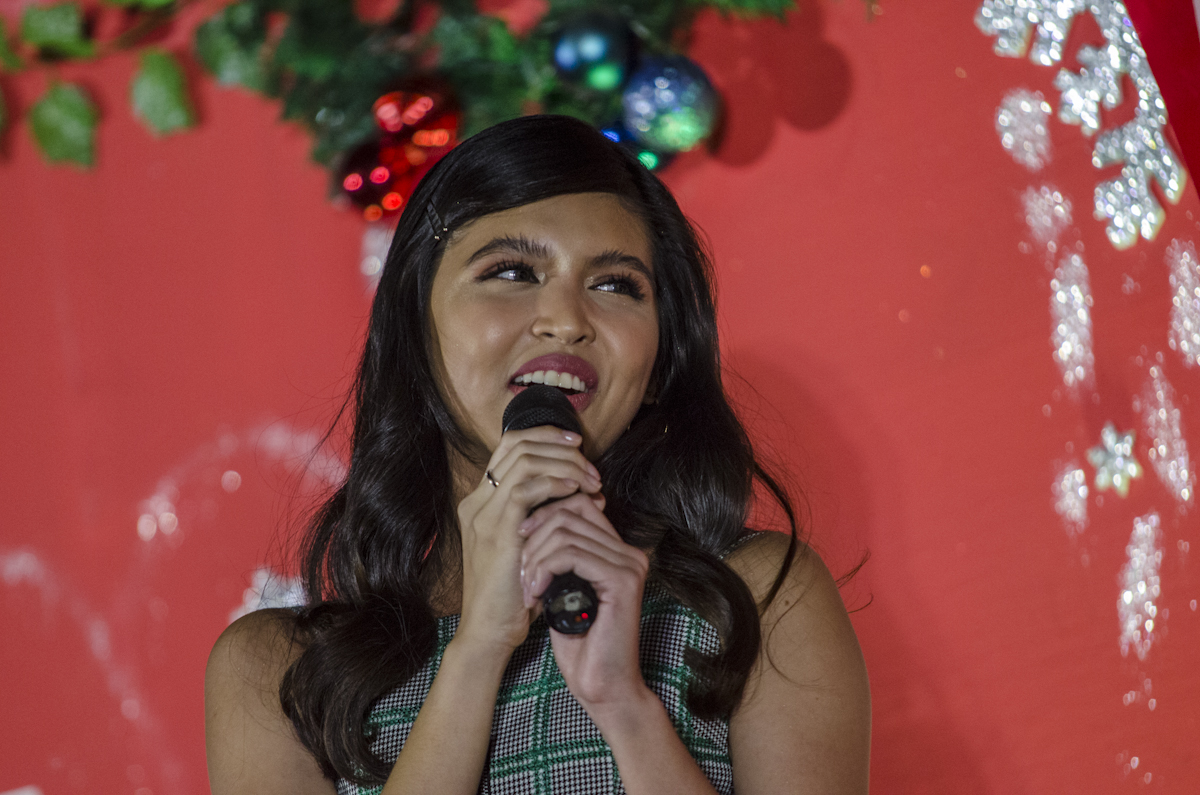 CONFIRMED. Maine Mendoza admits she and Arjo Atayde are dating and that her parents have met the actor. File photo by Rob Reyes/Rappler
