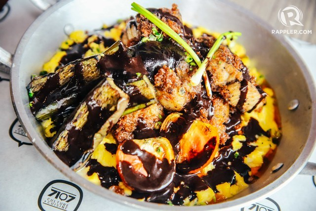 7107 this bgc restaurant adds delicious twists to classic for 7107 flavours philippine cuisine