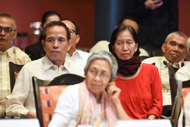 NEW PANEL MEMBER. Benito Tiamzon takes new role as negotiator. Photo by Edwin Espejo/OPAPP