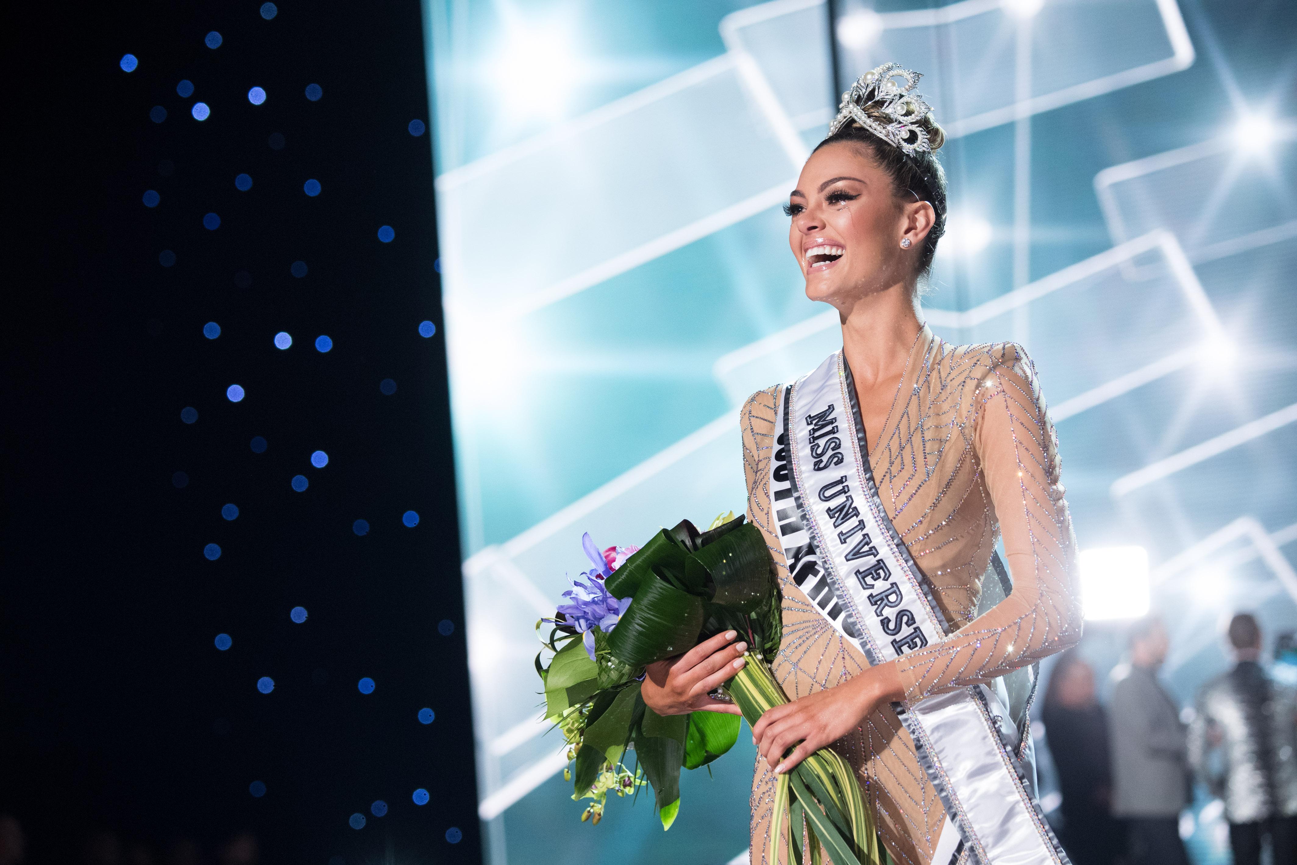 Meet Miss Universe 2017 Demi-Leigh Nel-Peters