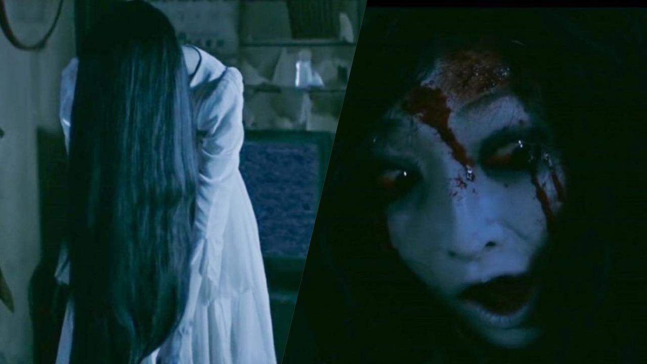 WATCH: 'The Ring,' 'The Grudge' spirits battle in 'Sadako