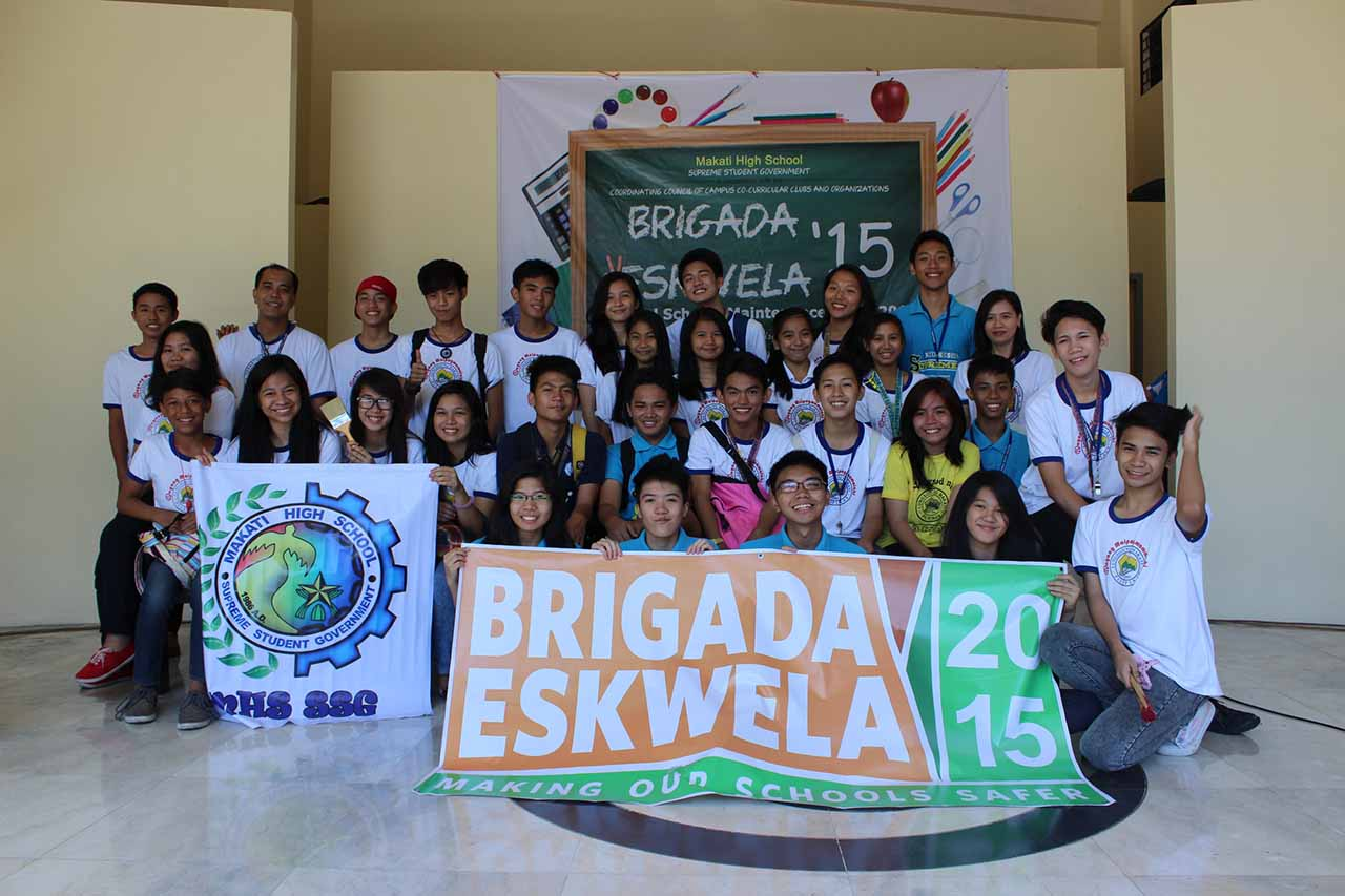What we can learn from Brigada Eskwela