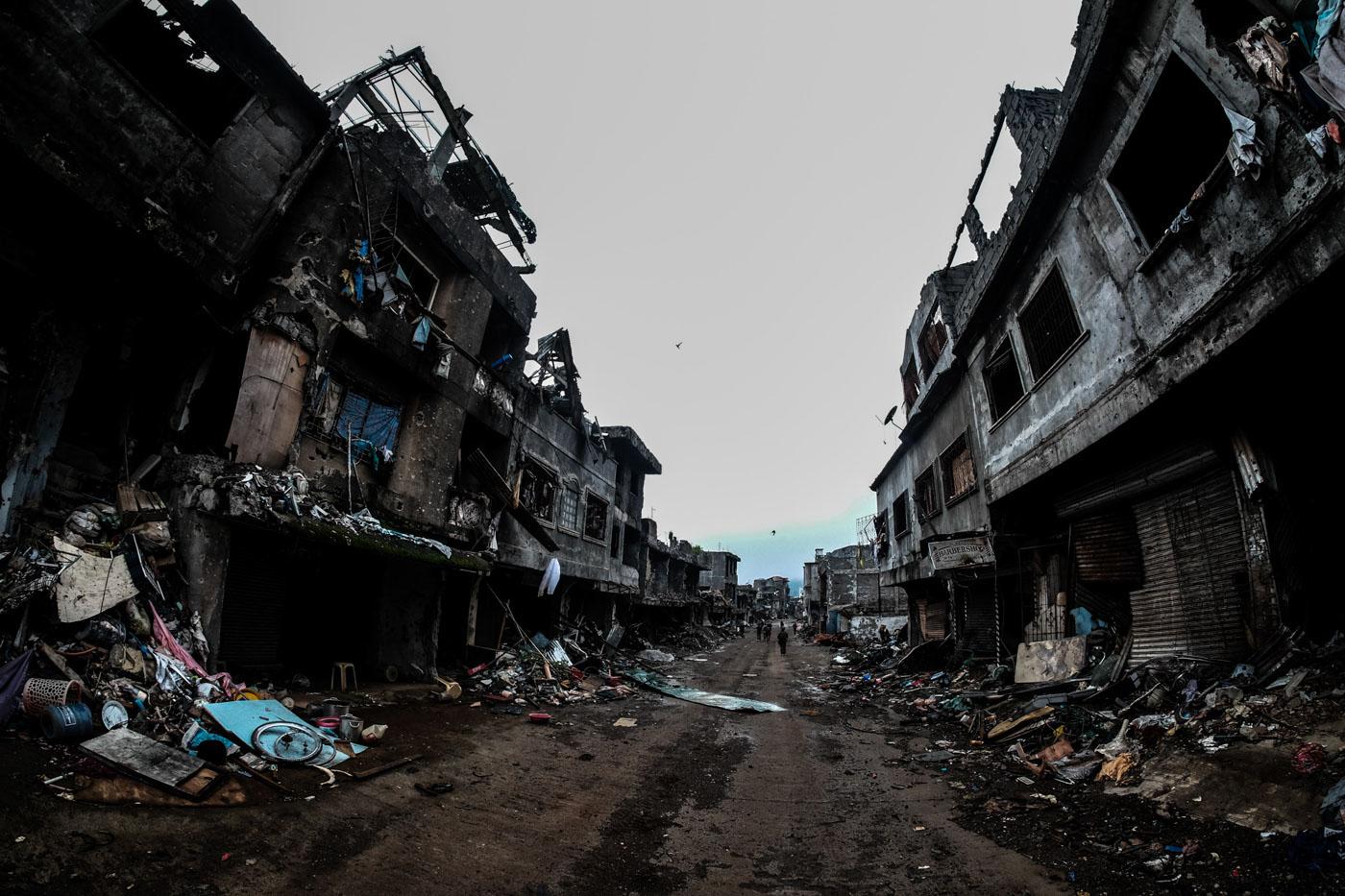 Marawi rehab: The work ahead