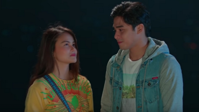 SAKALING MAGING TAYO. McCoy de Leon and Elise Joson star in their first film together. Screenshot from Black Sheep on YouTube