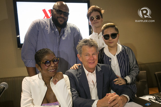 David Foster on Charice, Filipino talent, and star-studded