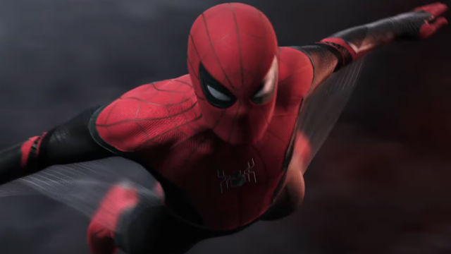 HE'S BACK. Spider-man (Tom Holland) is off to save his friends from danger in Europe in 'Spider-man: Far from Home.' Screenshot from YouTube/Sony Pictures Entertainment