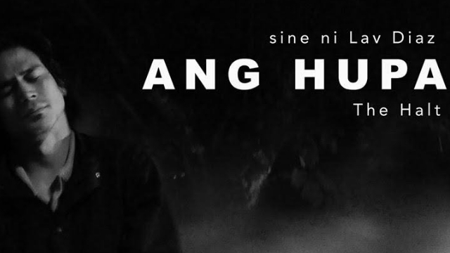 PREMIERE. 'Ang Hupa' by Lav Diaz is set to premiere at the Cannes Film Festival. Image courtesy of the Film Development Council of the Philippines