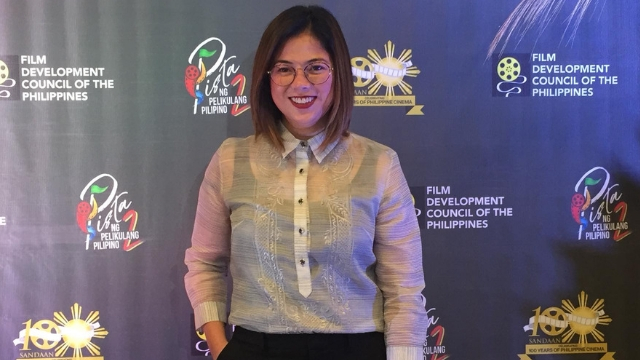 LIZA DIÑO. The chair of the Film Development Council of the Philippines announces upcoming changes in the local film industry. Photo courtesy of FDCP