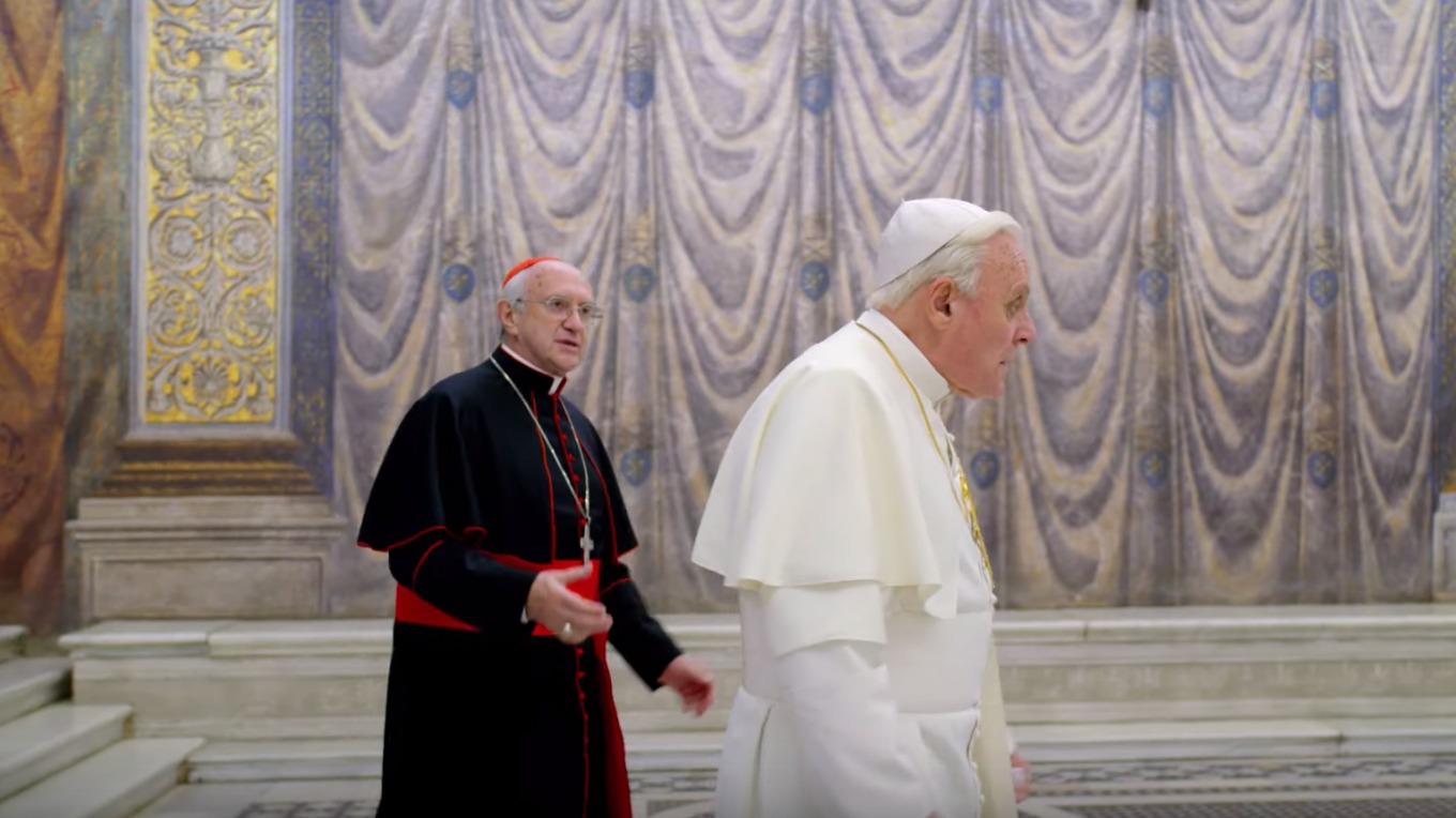 Image result for the two popes