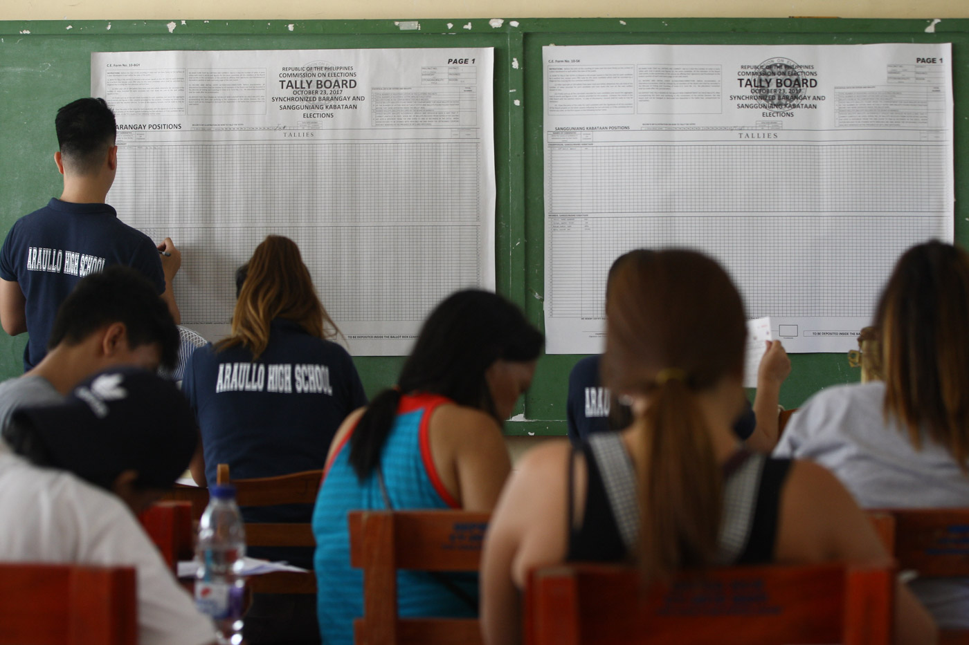 2018 barangay, SK election winners to serve for only 2 years