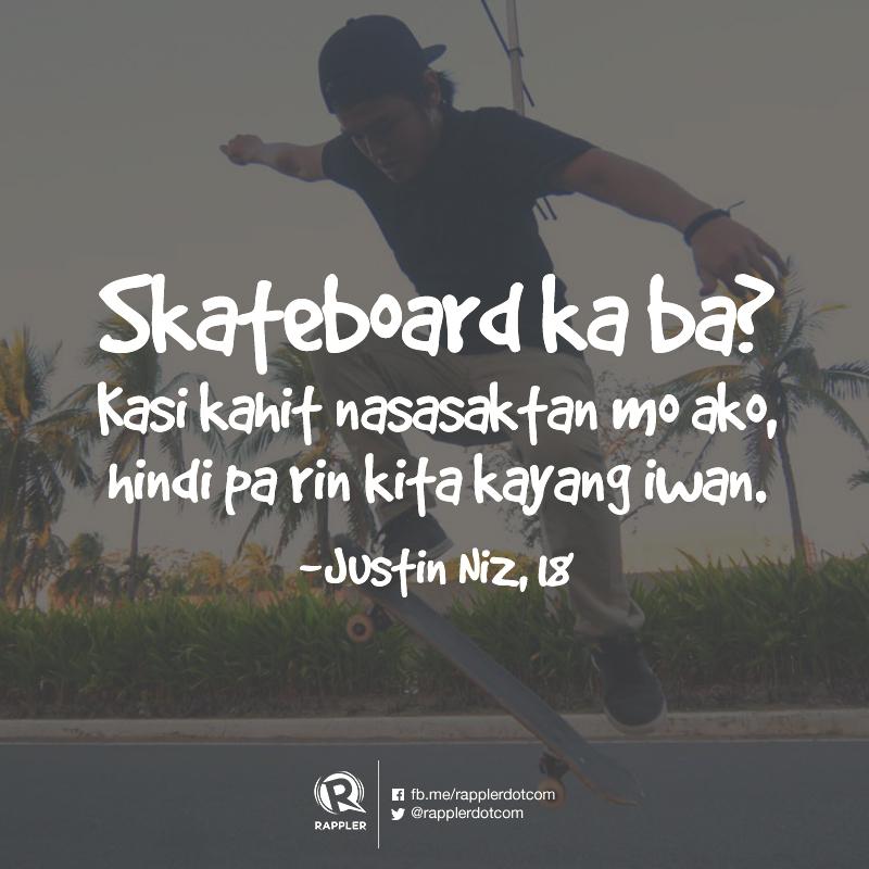 Skate life.