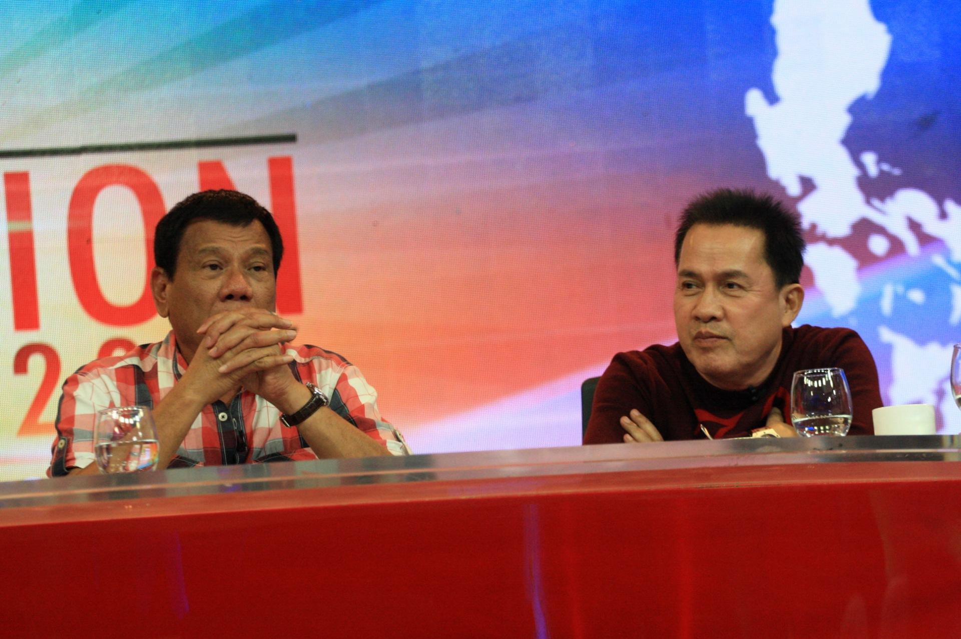 Duterte camp apologizes to Quiboloy