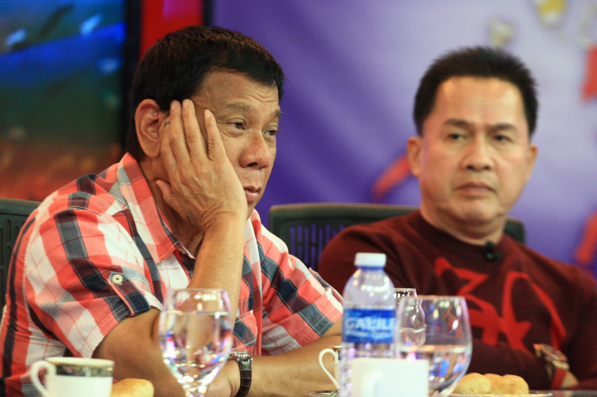 Duterte 'blocking' Quiboloy's efforts to help with Cabinet choices