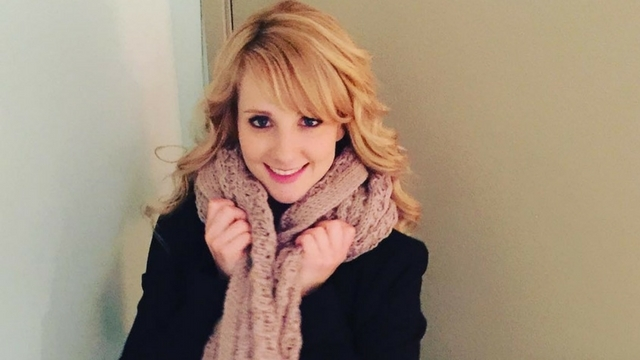Big Bang Theory Star Melissa Rauch Announces Shes Pregnant After Suffering a Miscarriage images