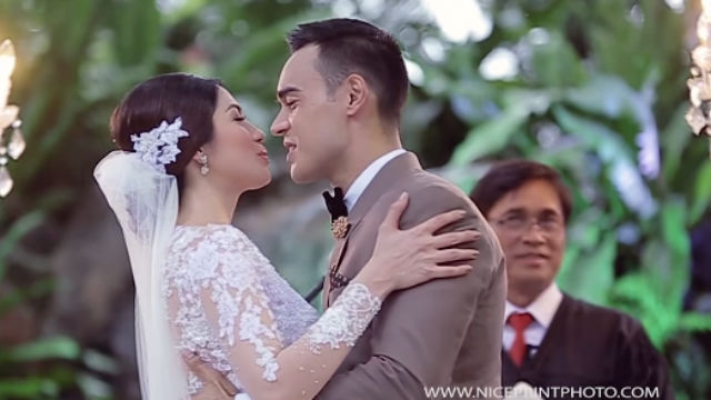 Audrey zubiri wedding