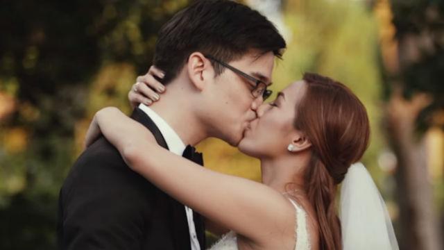 Nikki Gils Wedding.Watch Nikki Gil And Bj Albert S Wedding Video