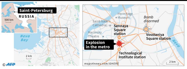 Saint Peterburg Subway Map.11 Dead In Russian Metro Terror Attack
