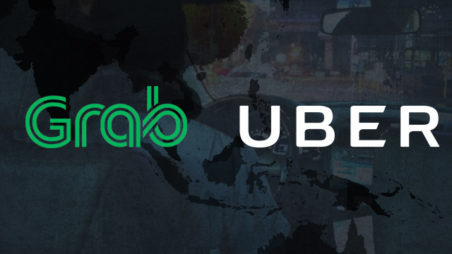 Ride-hailing firm Grab buys Uber's Southeast Asia operations