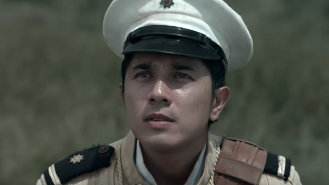 THE BOY GENERAL. 'Goyo' is making its international streaming release via Netflix. Screenshot from the movie