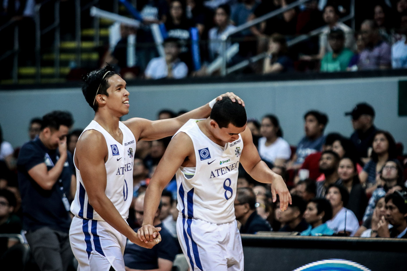 brand new 643e1 6f9e9 Ateneo rips UST by 40 points, sweeps 2nd round