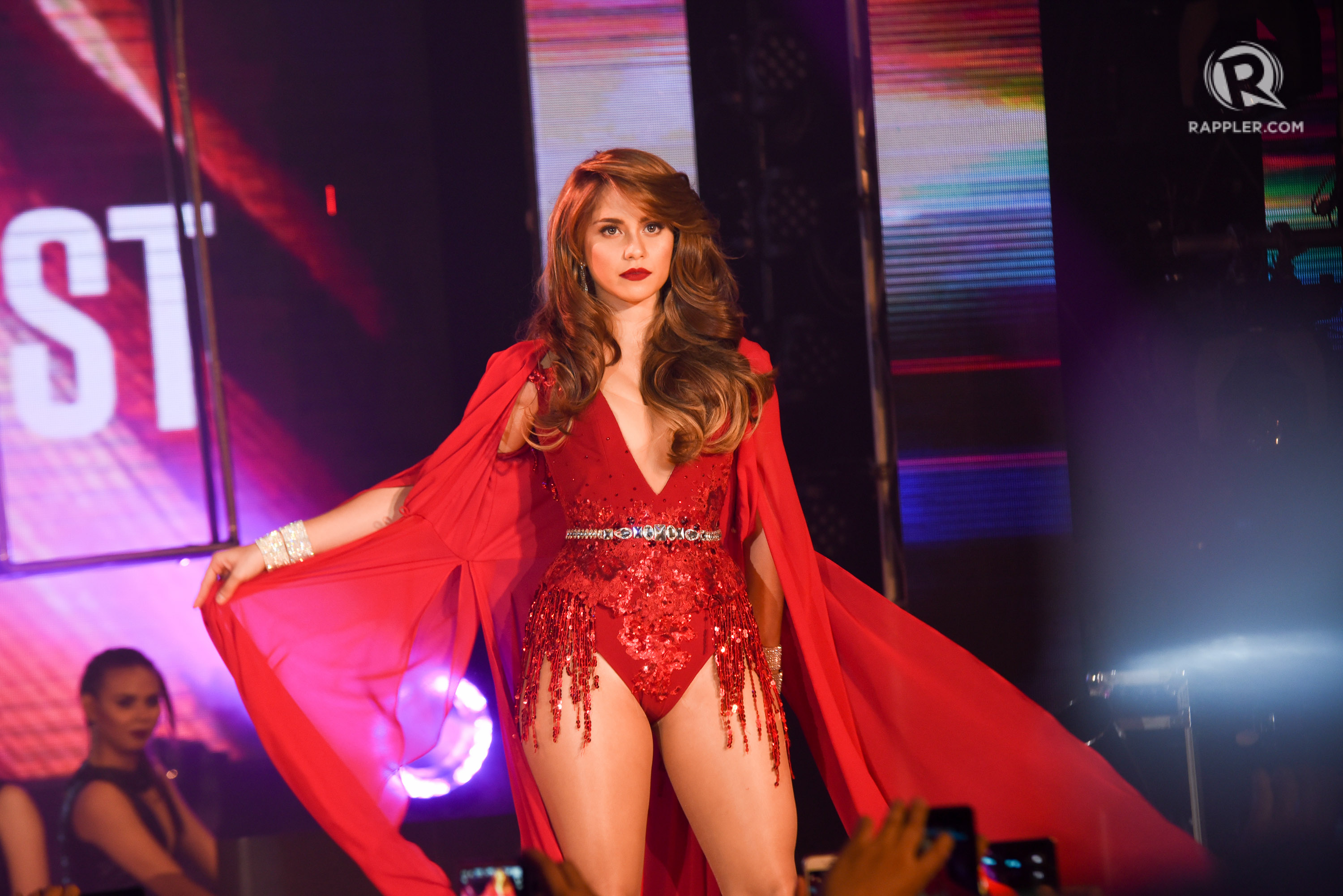 IN PHOTOS: Jessy Mendiola at FHM's 100 Sexiest 2016