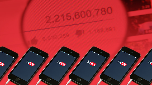 IN NUMBERS: The fake YouTube views market