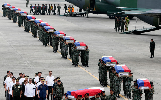 PNP-SAF commander relieved over 'misencounter' | Boracay Informer