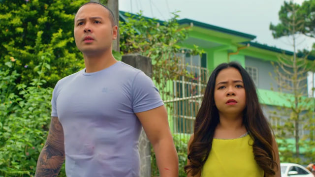 PORTRAIT OF MY LOVE. Polo Ravales and Kiray Celis in 'Portrait of My Love.' All screenshots from YouTube/Portrait of My Love Movie