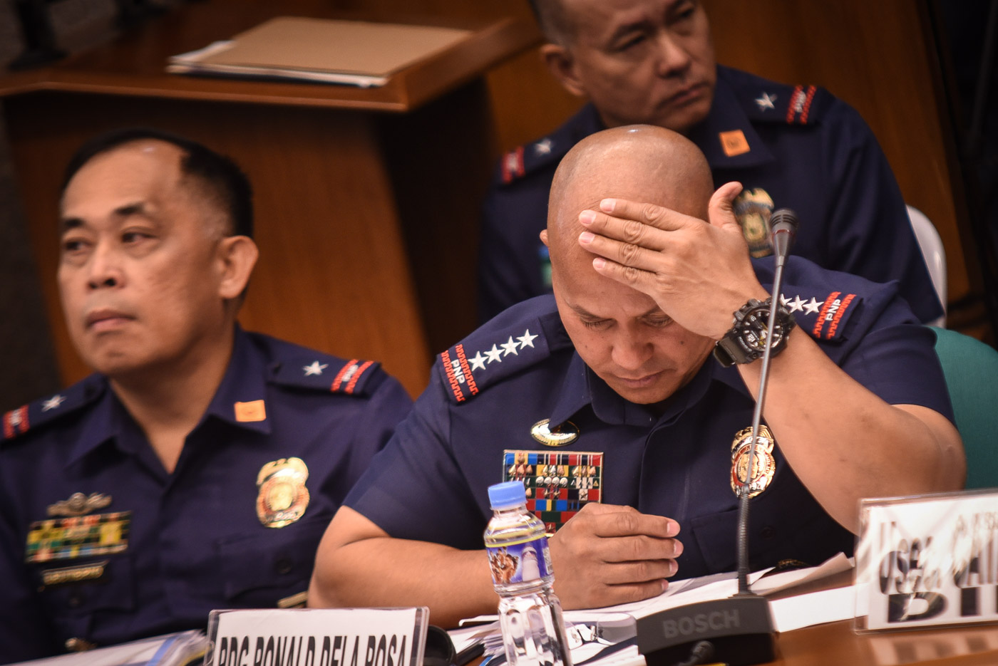 the davao death squad (cnn philippines) — this time, davao city mayor rodrigo duterte's denial was clear and straight to the point: there is no davao death squad (dds) i have denied that dds is a criminal group.