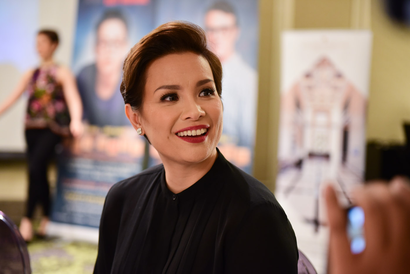 LEA SALONGA. The Broadway legend is making her big screen comeback. File photo by Alecs Ongcal