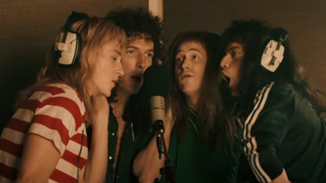 QUEEN. 'Bohemian Rhapsody' is a movie that follows the life of the band Queen and their lead singer Freddie Mercury. Screenshot from YouTube/20th Century Fox