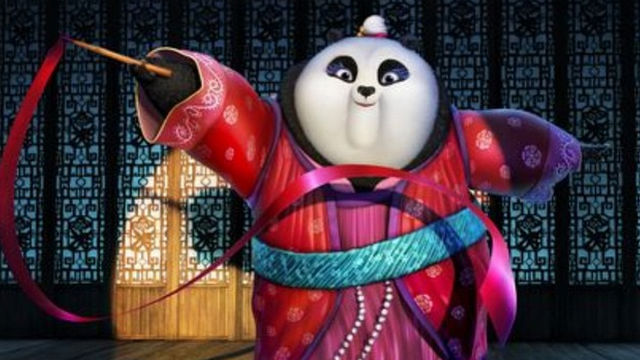 IN PHOTOS: A look at new characters in 'Kung Fu Panda 3'