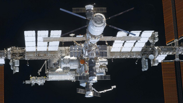 Russia delays return of ISS crew members after supply ship ...