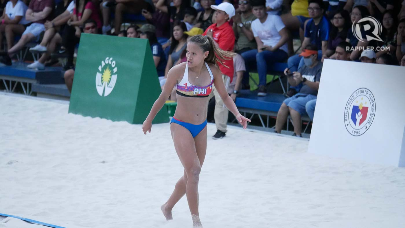 Ph Sweeps Malaysia In Sea Games 2019 Beach Volleyball